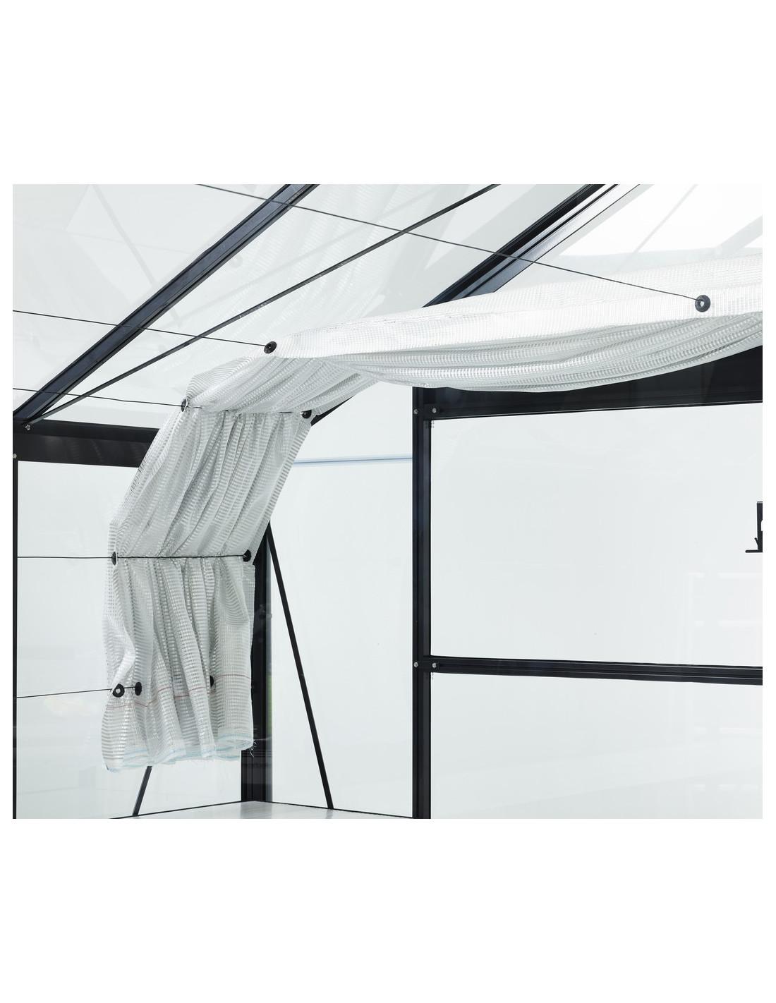 toile d 39 ombrage professionnelle pour serre acd taille au choix. Black Bedroom Furniture Sets. Home Design Ideas