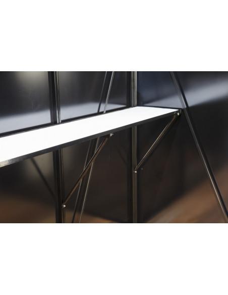 Table universelle de travail de 225 x 52 cm ACD - Coloris au choix