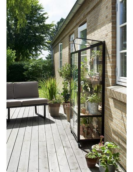 Serre City Greenhouse JULIANA 0.32 m² - Verre trempé 4 mm