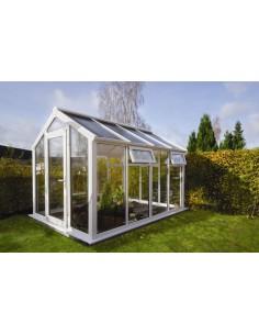 Serravida TORSA ACD 8.9 m² - Profils en PVC + Double-vitrage isolant de 24 mm