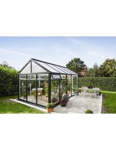 Serravida SICILY ACD 16 m² - Profils en PVC + Double-vitrage isolant de 24 mm