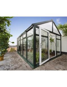 Serravida MADEIRA ACD 19.1 m² - Profils en PVC + Double-vitrage isolant de 24 mm
