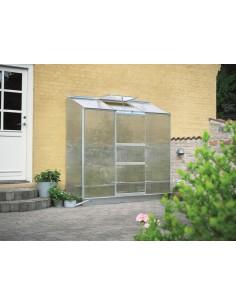 Serre de jardin Altan 3 murale Halls - Polycarbonate 4 mm 1.35 m²