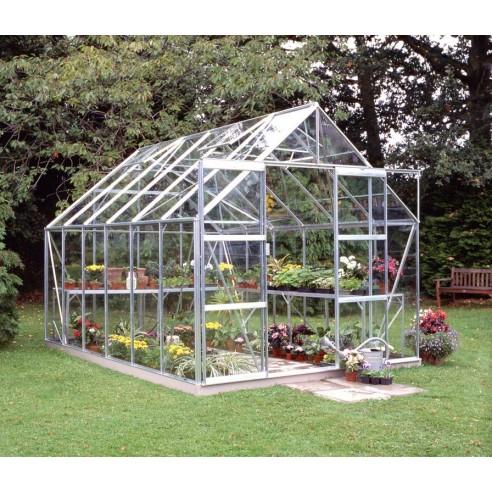 Serre de jardin Magnum 9,9 m² - Verre horticole de 3 mm