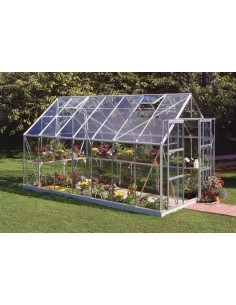 Serre de jardin Magnum 11.5 m² - Verre horticole de 3 mm
