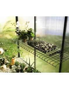 accessoires pour serre de jardin en verre tables moustiquaires tag res etc serres et abris. Black Bedroom Furniture Sets. Home Design Ideas
