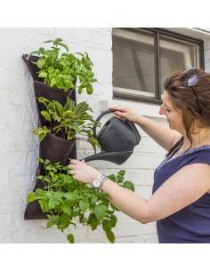 Sacs ou jardinières à suspendre ACD - Tailles au choix