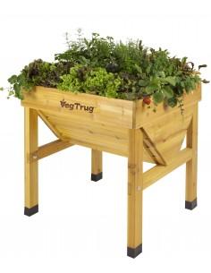 Bac de culture ou carré potager sur pied au choix - L'essentiel du jardinier