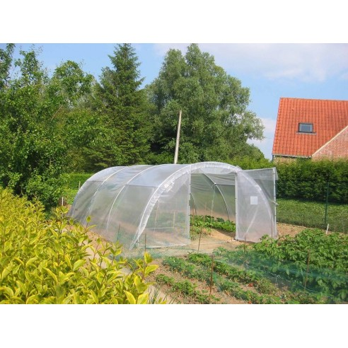 Abri légumes au choix de 24 à 48 m²