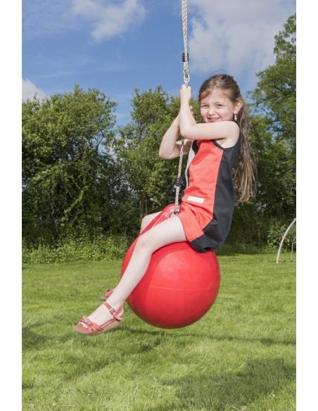 Swing ball pour tous portiques de jeux en bois de 2m à 2.5 m
