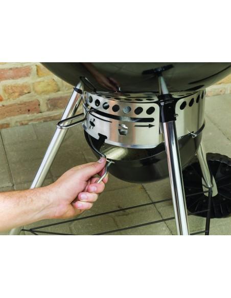Barbecue à charbon Master Touch noir Ø 57 cm - Weber
