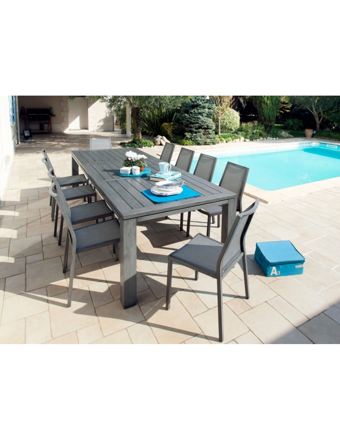 Table de jardin oceo | Spa amiens sonails