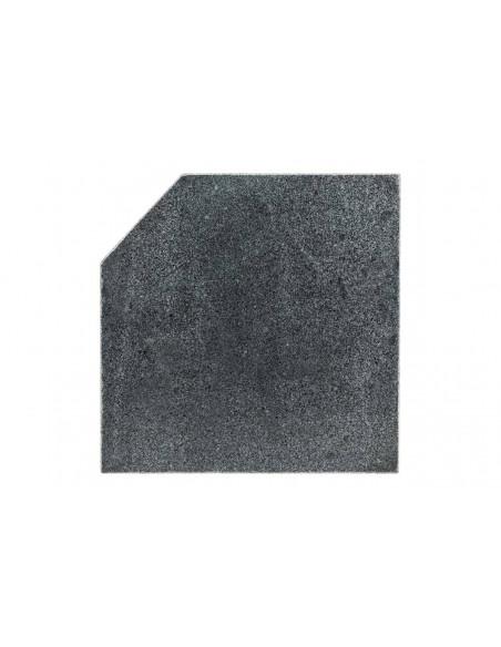 Dalle marbre de 28,5 kg pour Lester parasol déporté - Hespéride