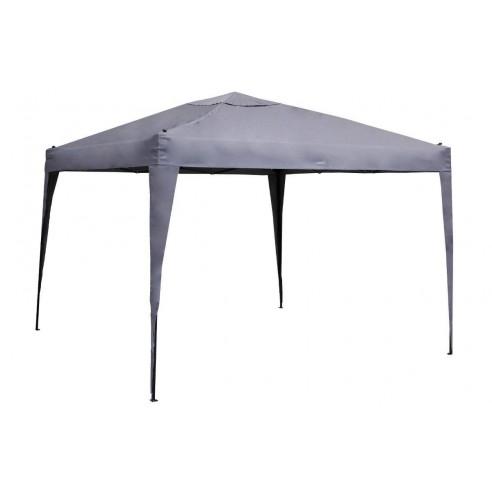 tonnelle de jardin easy up pliante 3 x 3 m en aluminium hesp ride. Black Bedroom Furniture Sets. Home Design Ideas