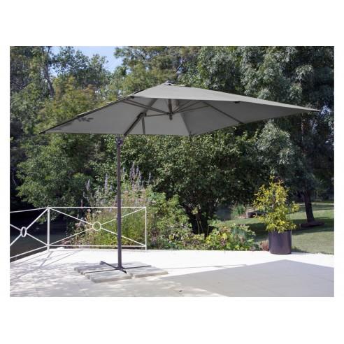 Parasol déporte carré 2.5*2.5 m - Ocèo