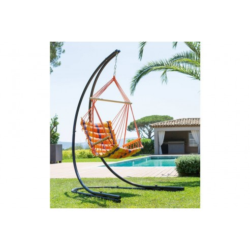Chaise suspendue Antalya - L.90 x P.65 cm - Hespéride