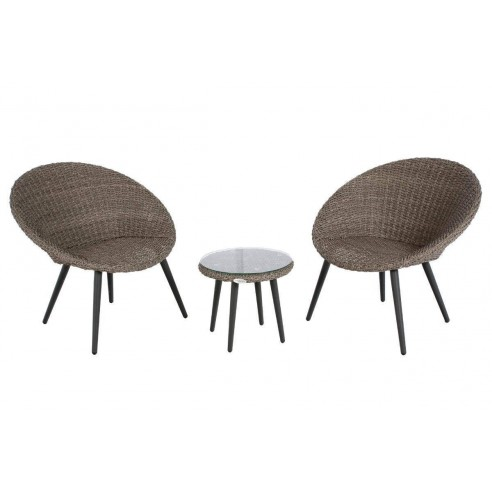 Et Table Salon De Duo 2 Jardin Canberra Hespéride Fauteuils Basse rCBxQdWoe