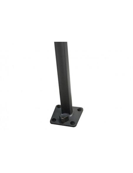 Paravent simple Capao graphite - L.3 x H.1.60 m - Hespéride