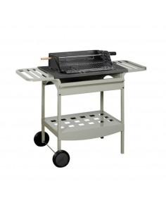 Barbecue fonte Madisson gril avec chariot métal  - Invicta