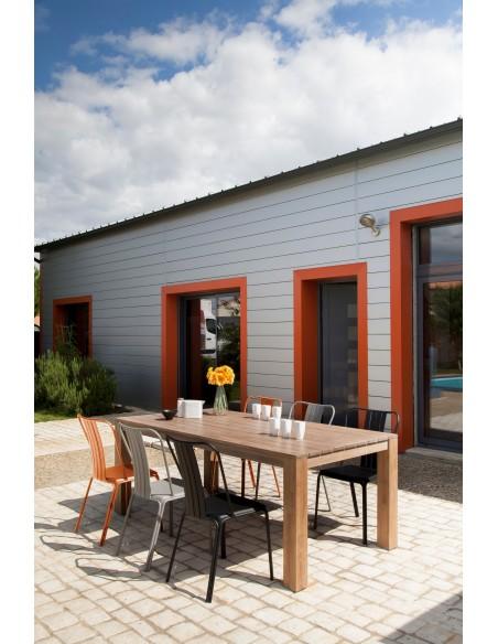 Chaise de jardin Azuro Aluminium - Proloisirs