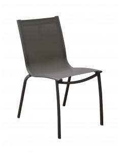 Chaise de jardin Linea -...