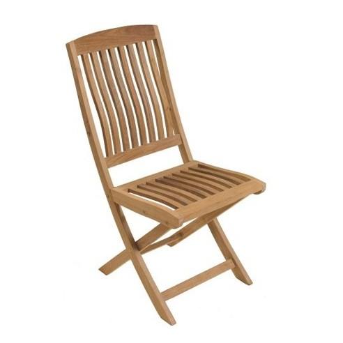 Fsc Teck Pliante Chaise En Rias Proloisirs De Bois MjzGpqUVLS