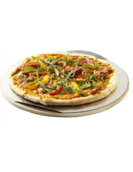 Pierre à pizza 36 cm pour barbecue - Weber