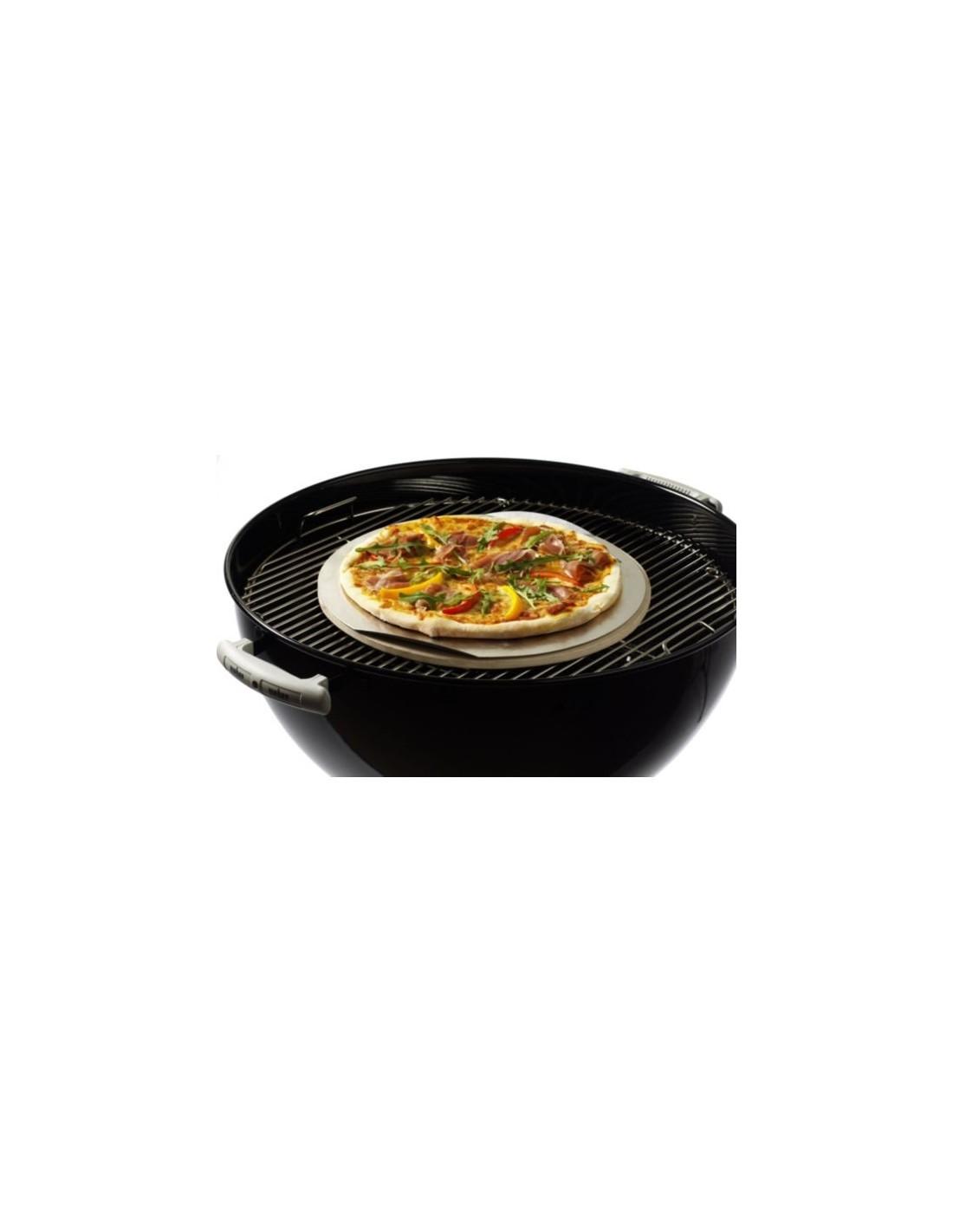 pierre pizza weber 36 cm pour barbecue charbon weber. Black Bedroom Furniture Sets. Home Design Ideas