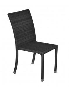 Chaise de jardin Tango - lot de 4 chaises