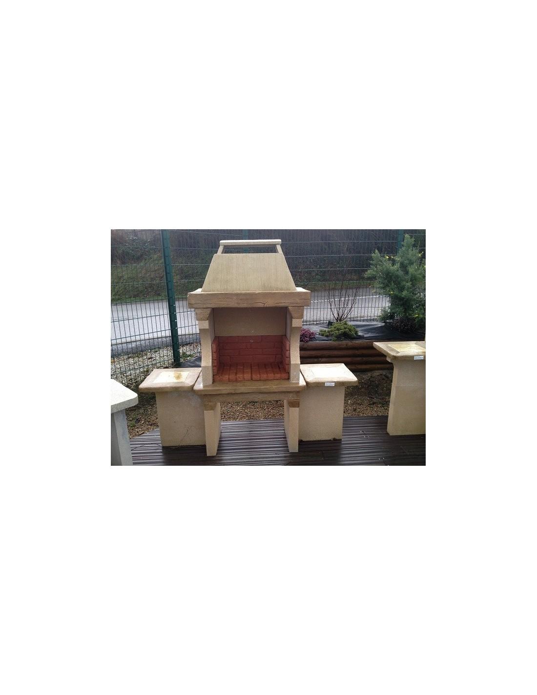 beautiful kiosque de jardin en beton images. Black Bedroom Furniture Sets. Home Design Ideas