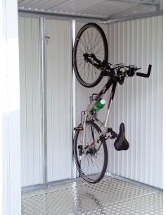 Support de vélo Bike Max au choix pour abri de jardin BIOHORT