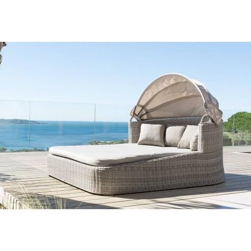 banquette tambao gr ge 2 places avec pare soleil hesperide. Black Bedroom Furniture Sets. Home Design Ideas
