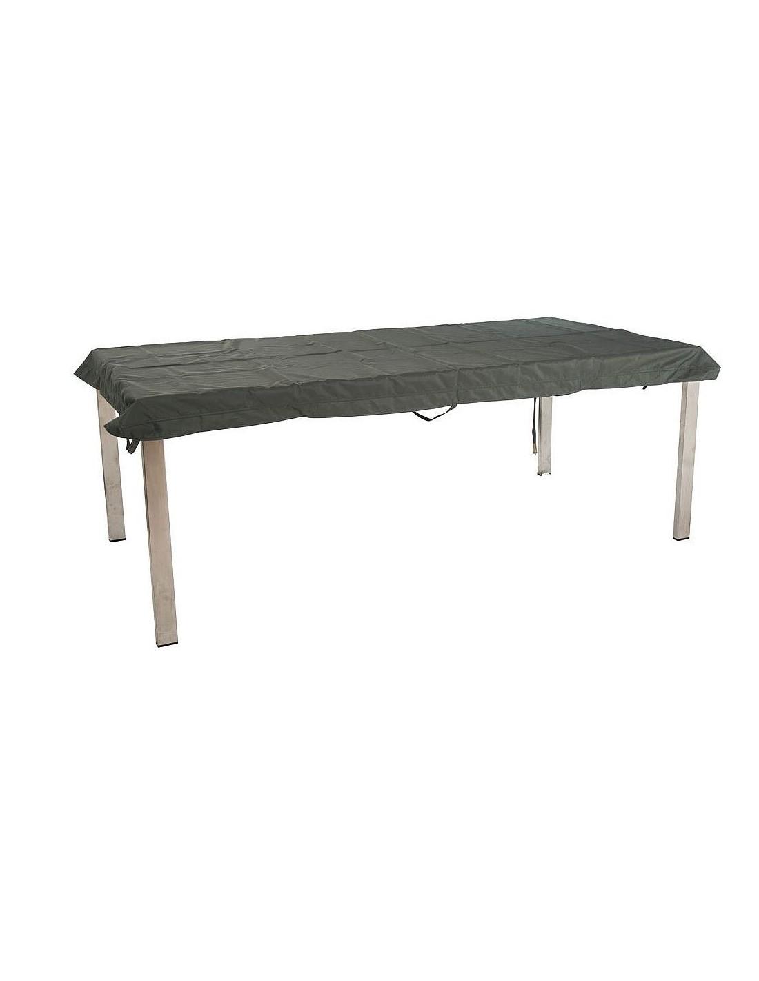 Housse pour table stern 200 x 100 cm - Housse table salon de jardin ...