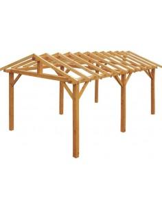 Structure autoportante Vercors de 18 m²