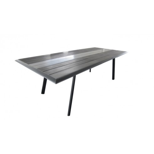 Table de jardin Lize Grey Sand -...