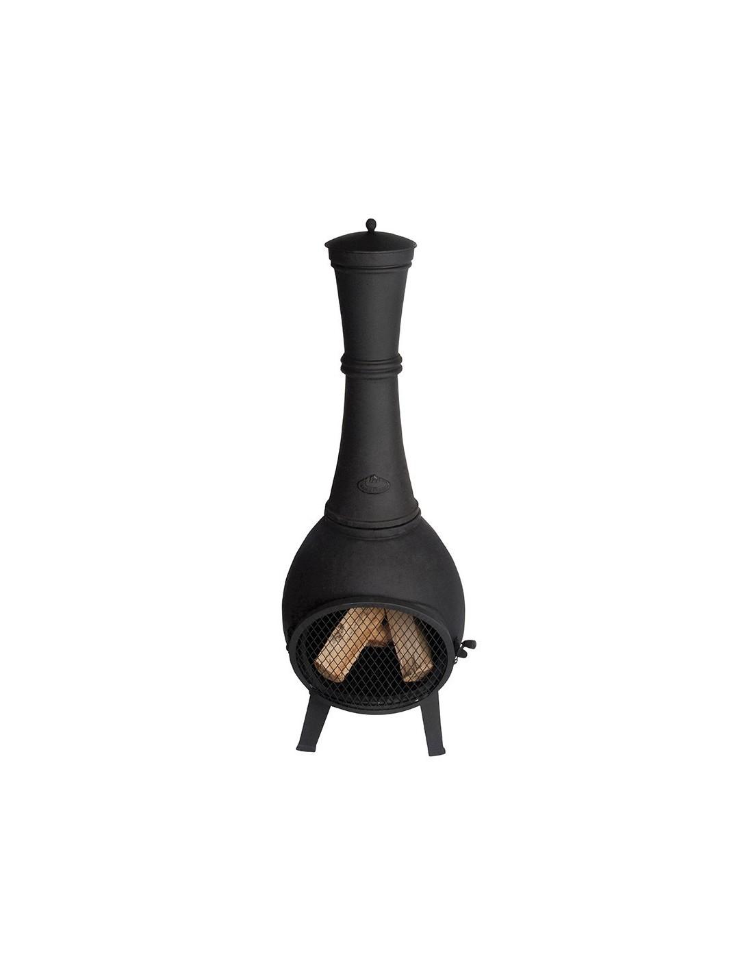 chemin e d 39 ext rieur 122 cm chauffe terrasse porte maille esschert d. Black Bedroom Furniture Sets. Home Design Ideas