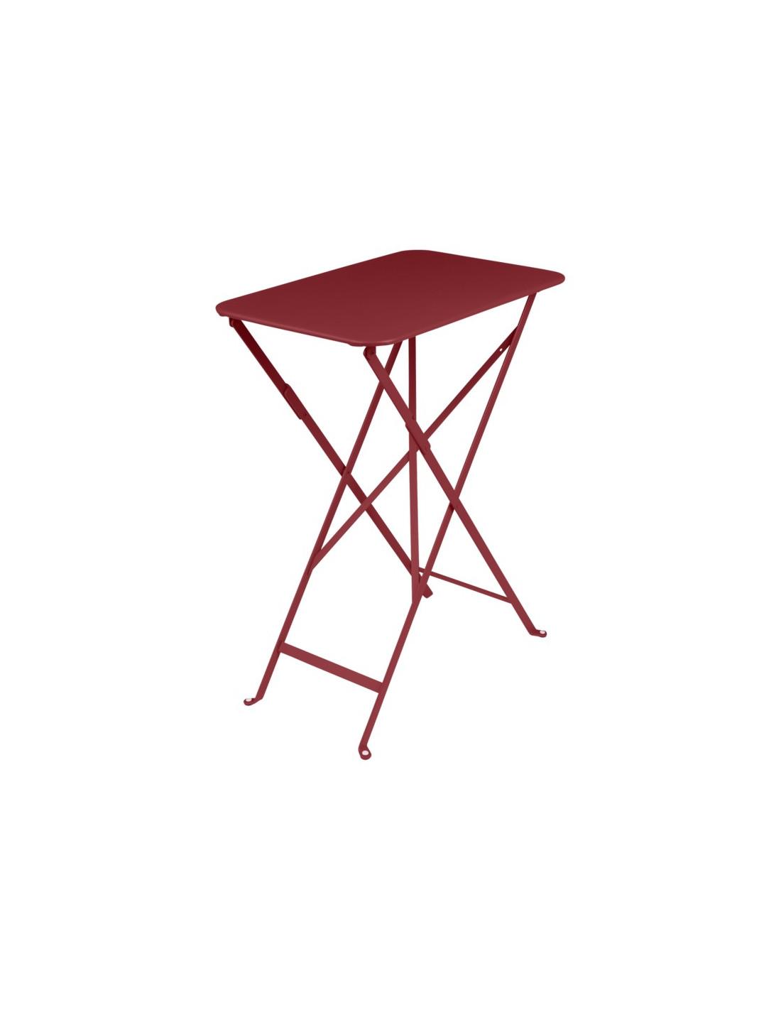 Table Pliante Bistro Rectangulaire 37 57 Cm Bistro
