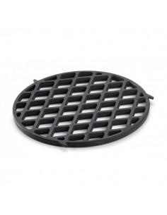 Grille de saisie fonte d'acier pour gourmet BBQ system Weber