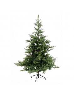 Sapin de Noël Artificiel grandis fire Vert 150 cm - Everlands