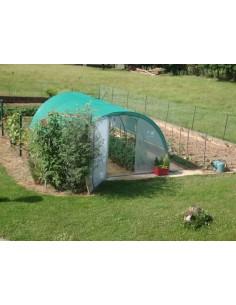Filet d'ombrage au choix pour serre jardinière