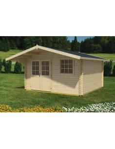 abri de jardin en bois chalets de jardin en vente au meilleur prix sur serres et abris. Black Bedroom Furniture Sets. Home Design Ideas