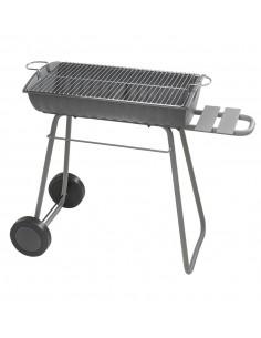 Barbecue à charbon Niagara - Cuve fonte - Invicta