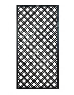 Treillis Leolynn anthracite - 3 tailles aux choix