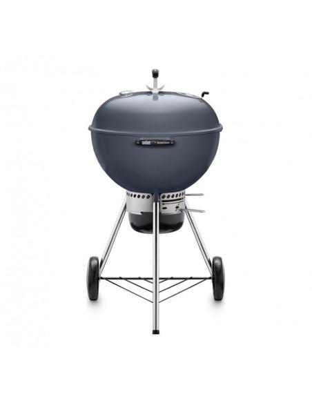 Barbecue à charbon Master-touch C-5750 57 cm bleu - Weber