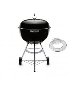 Barbecue à charbon de bois...