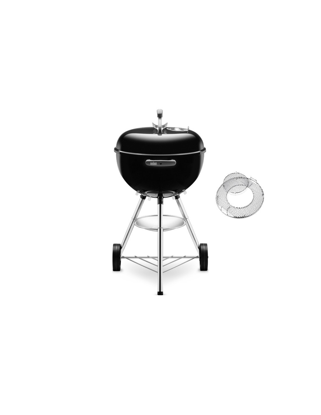 Barbecue charbon bar b kettle gbs charcoal grill 47cm weber - Poulet barbecue weber ...