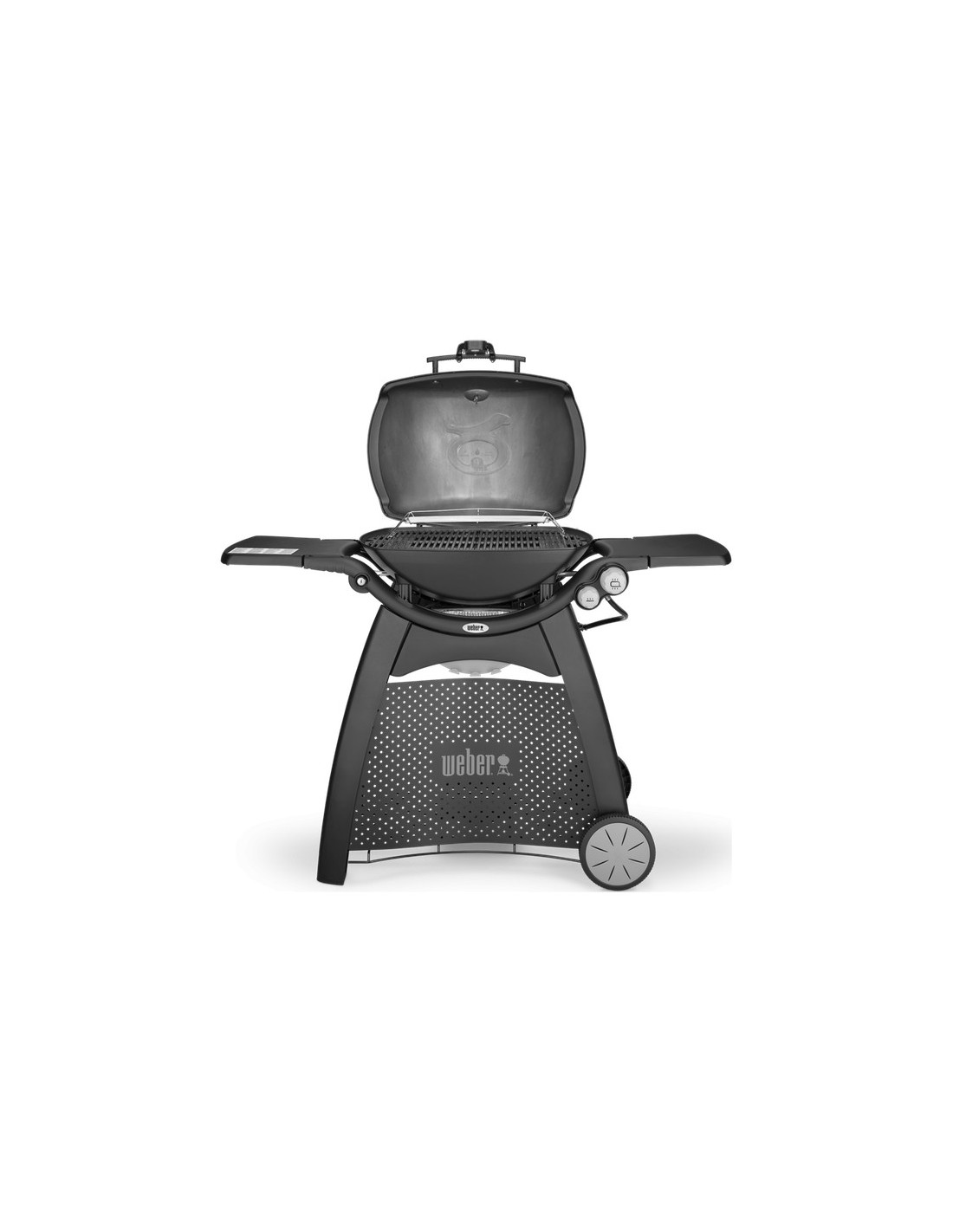 barbecue weber q3200 black