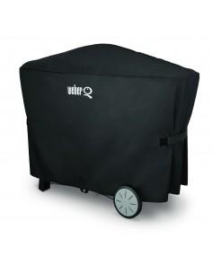 Housse premium pour barbecues séries Q 2000 avec chariot et Q 3000