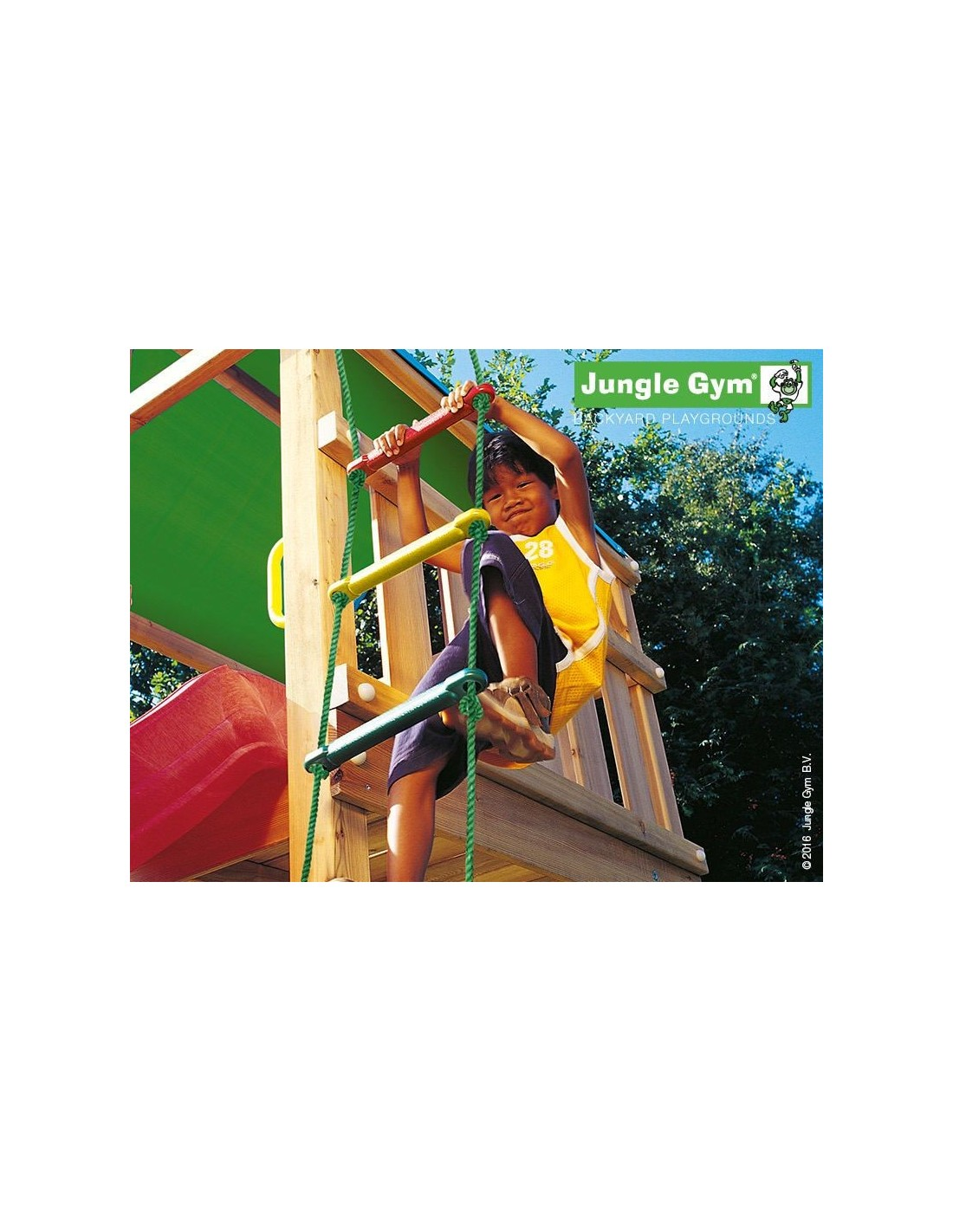 tour de jeux lodge climb x 39 tra toboggan de m jungle gym. Black Bedroom Furniture Sets. Home Design Ideas