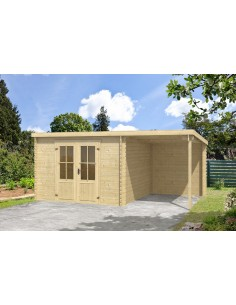 abri de jardin toit plat cabane jardin toit plat. Black Bedroom Furniture Sets. Home Design Ideas